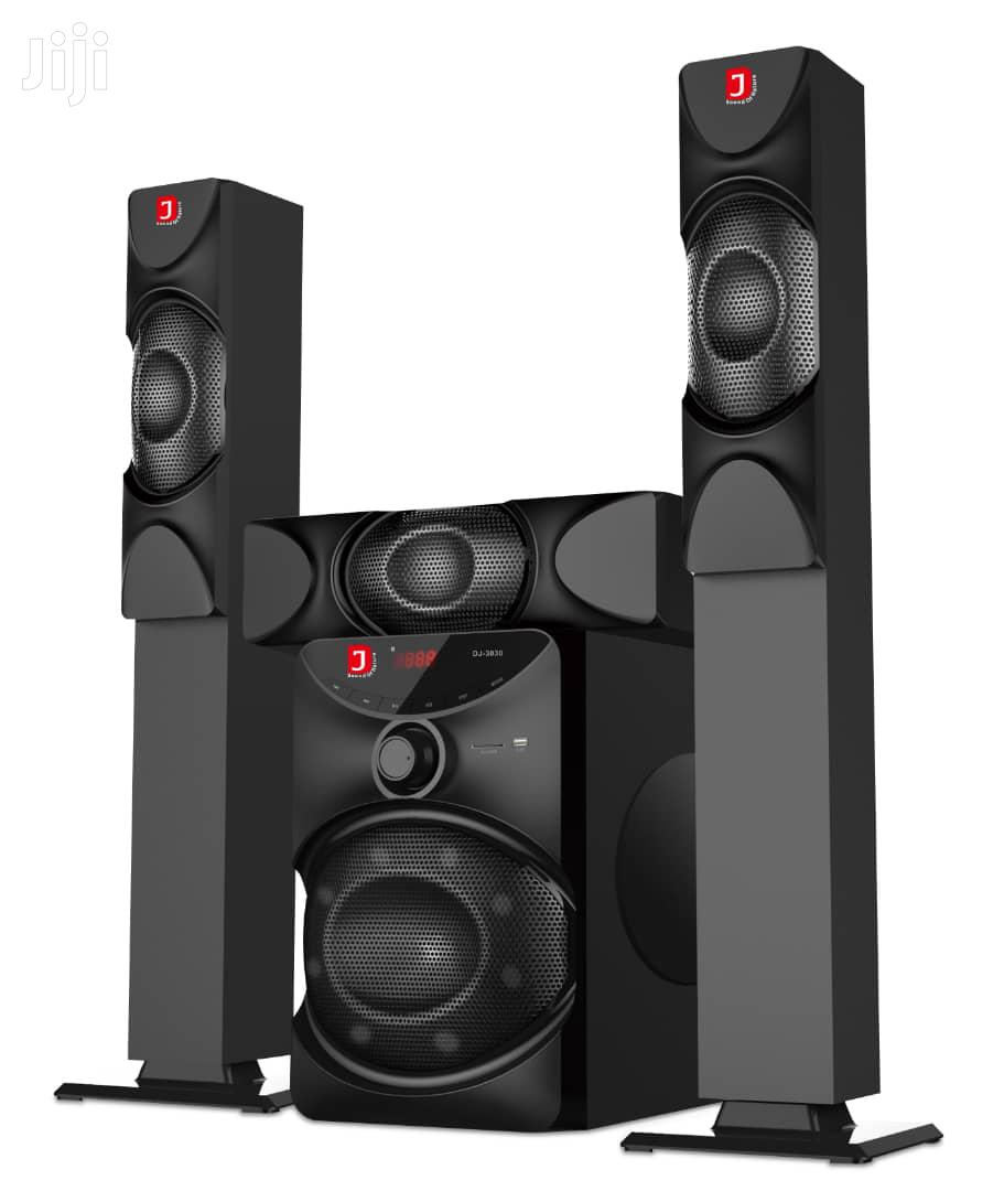New Djack 3030 Home Theater With Bluetooth