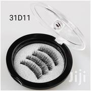 Magnetic False Eyelashes 3D Reusable | Makeup for sale in Lagos State
