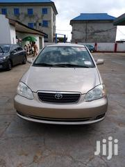 Toyota Corolla LE 2005 Gold | Cars for sale in Lagos State, Ifako-Ijaiye