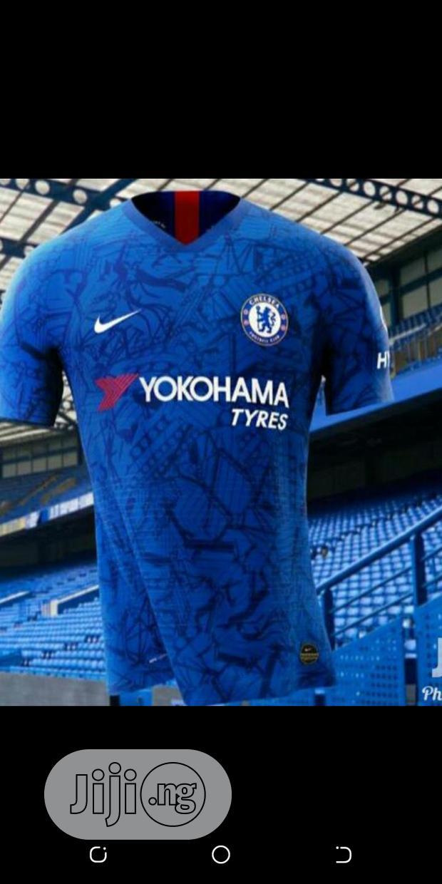 New Chelsea 2019-2020 Jersey Available