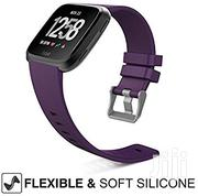 Fitbit Versa Lite Edition - Purple | Smart Watches & Trackers for sale in Lagos State, Ikeja