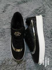 5 QP Black Canvas (Wholesale Price Per 1) | Shoes for sale in Lagos State, Alimosho