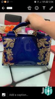 Cute Large Capacity Patent Leather Bag | Bags for sale in Lagos State, Isolo