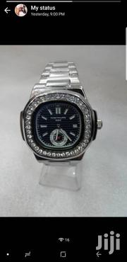 PP Silver Wristwatch | Watches for sale in Lagos State, Alimosho