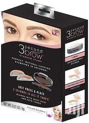 Fashion 3 Second Brow Eyebrow Stamp Natural Looking | Makeup for sale in Lagos State, Lagos Island