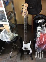 Squire By Fender 4strings Bass Guitar   Musical Instruments & Gear for sale in Delta State, Udu