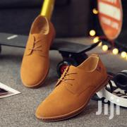 Men's Casual Suede Shoe - Brown | Shoes for sale in Lagos State, Alimosho