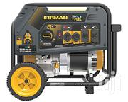 Firman Electric Start Gas or Propane Dual Fuel Portable Generator | Electrical Equipment for sale in Rivers State, Port-Harcourt