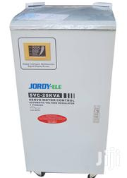 20KVA Single Phase Servo Central Industrial Stabilizer (80v-280v) | Electrical Equipment for sale in Lagos State, Amuwo-Odofin