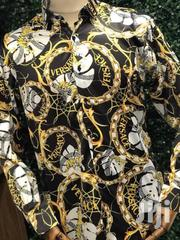 Versace Vintage Shirt | Clothing for sale in Lagos State, Lagos Island