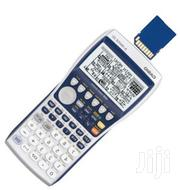 Casio USB Power Graphic 2 FX-9860 SD (Memory Card) Calculator | Stationery for sale in Lagos State, Surulere