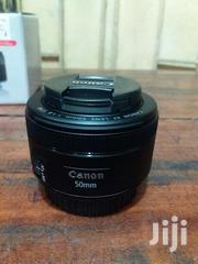 Brand New Canon 50mm 1.8f STM Prime Lens | Accessories & Supplies for Electronics for sale in Lagos State