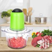 6 Blades Electric Food Processor And Yam Pounder - 6 Sharp Blades | Kitchen Appliances for sale in Lagos State, Lagos Island