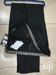Black Exclusive Turkish Designers Pants Trousers by Giovanni Gilbert | Clothing for sale in Lagos State, Lagos Island