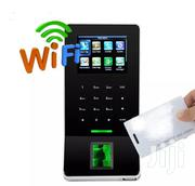 ZKT F28 Fingerprint Attendance/ RFID Card Door Access Control/ WIFI | Computer Accessories  for sale in Lagos State, Ikeja