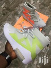 New Nike Air Fear Of God Now In Store | Shoes for sale in Lagos State, Lagos Island