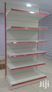 8ft By 4ft Single Side Gondola Shelves | Furniture for sale in Lagos State, Ojo