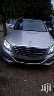Mercedes-Benz S Class 2014 Silver | Cars for sale in Lagos State, Surulere