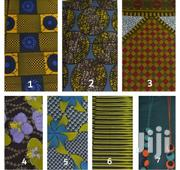Ankara Material - 6 Yards Cotton Fabric | Clothing for sale in Lagos State, Ikeja
