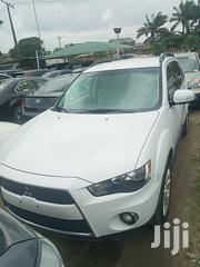 Mitsubishi Outlander 2010 GT White | Cars for sale in Lagos State, Amuwo-Odofin