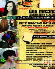 Two Weeks Intensive Training On Wig Class Certification | Classes & Courses for sale in Lagos State