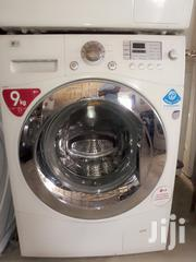 9kg White Lg Washing Machine | Home Appliances for sale in Lagos State