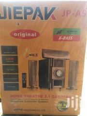 JIEPAK Home Theatre 3.1 Canales | Audio & Music Equipment for sale in Lagos State, Isolo