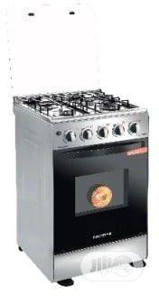3 Burner 1 Hot Plate, Oven Grill Stainless Gas Cooker PV-HS50G1A | Kitchen Appliances for sale in Lagos State, Magodo