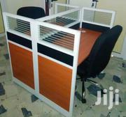 Office 2-Man Imported Workstation Table | Furniture for sale in Lagos State, Ajah
