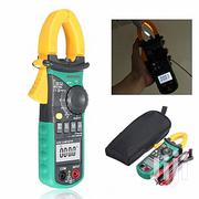 MASTECH MS2108A Digital Clamp Meter AC DC Current Volt Tester | Measuring & Layout Tools for sale in Lagos State, Lagos Island