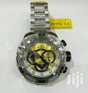 Big Bang Silver Chronograph Wrist Watch by Invicta | Watches for sale in Lagos State, Lagos Island