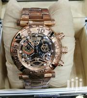 Big Bang Rosegold Chronograph Wrist Watch by Invicta | Watches for sale in Lagos State, Lagos Island