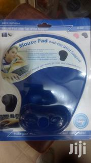 MOUSE PAD With Gel Wrist Support | Computer Accessories  for sale in Lagos State, Ikeja