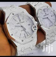 Silver Allstone Designer's Male and Female Watch by Audemars Piguet   Watches for sale in Lagos State, Lagos Island