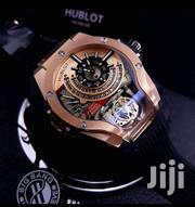 Super Model Mechanical Engine Designer's Strap Watch by HB | Watches for sale in Lagos State, Lagos Island