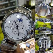 Exclusive CARTIER Wristwatch With Chronograph   Watches for sale in Lagos State, Lagos Island