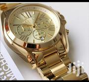 Michael Kors Rose Gold Chronograph Watch   Watches for sale in Lagos State, Lagos Island