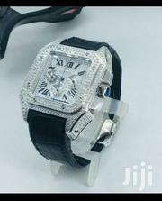 Original White Gold Stone Designer's Watch by Cartier   Watches for sale in Lagos State, Lagos Island