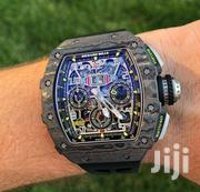 Rough Camouflage Face Design Engine Watch by Richard Mille | Watches for sale in Lagos State, Lagos Island