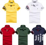 Original Brands Polo Tshirt With Hand Band Design | Clothing for sale in Lagos State, Lagos Island