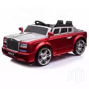 Newest Luxury Ride On Car Kids Electric Toy Car   Toys for sale in Lagos State, Lekki Phase 1