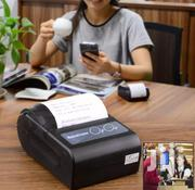 Mini Small Portable Mobile Pocket Bluetooth Thermal Printer   Printers & Scanners for sale in Lagos State, Ikeja