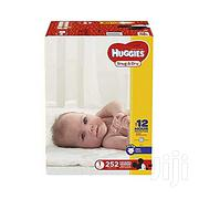 Huggies Snug And Dry Size 1 To 5 | Baby & Child Care for sale in Lagos State, Ikeja