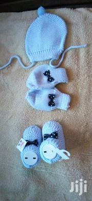 Baby Caps Mittens And Booties | Children's Clothing for sale in Lagos State, Ikeja