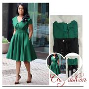 V Neck Flair Gown | Clothing for sale in Lagos State, Ikoyi