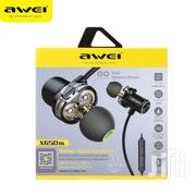 Awei Magnetic Wireless Headphone X650BL   Headphones for sale in Lagos State, Ikeja