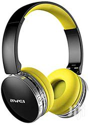 Awei Bluetooth Headphones A500BL   Headphones for sale in Lagos State, Ikeja