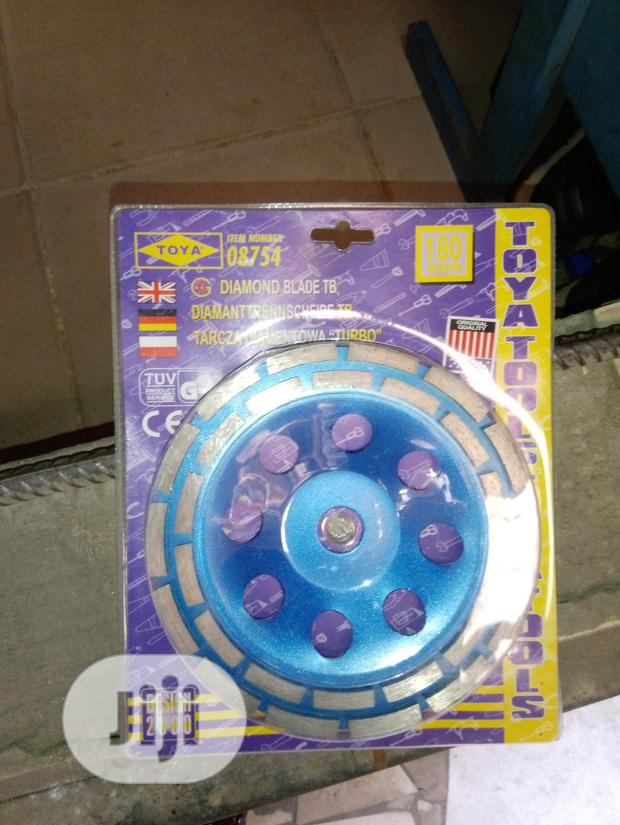 Concrete Grinding Wheel 7 Inches