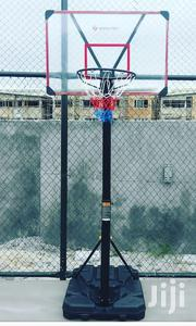 American Fitness Luxurious Fibre Basketball Stand With Full Accessory | Sports Equipment for sale in Anambra State, Onitsha