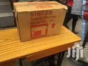 Singer Domestic Sewing Machine Flat Table (With Electric Motor) | Manufacturing Equipment for sale in Lagos State, Lagos Island